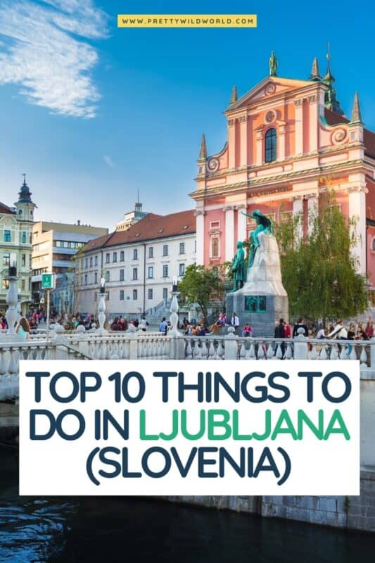 Things to do in Ljubljana | things to do in slovenia, slovenia travel, visit slovenia, slovenia vacation, what to do in ljubljana, where to go in ljubljana, places to visit in slovenia, slovenia trips, travel to slovenia #slovenia #europe #traveldestinations #traveltips #travelguide #travelhacks #bucketlisttravel #amazingdestinations #travelideas #traveltheworld