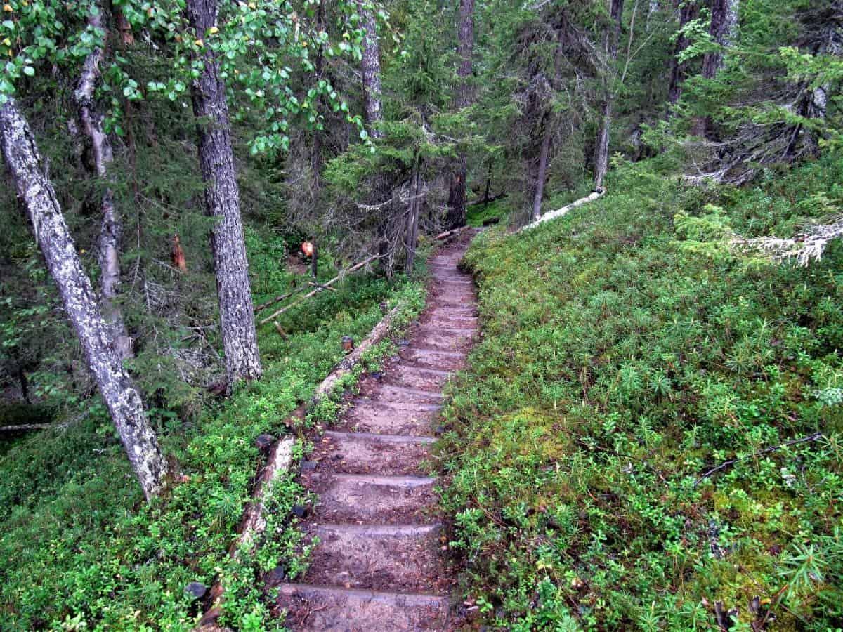 Karhunkierros Hiking Trail