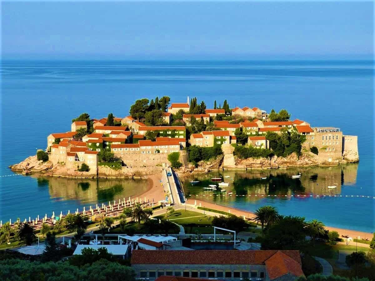 Montenegro, Balkan