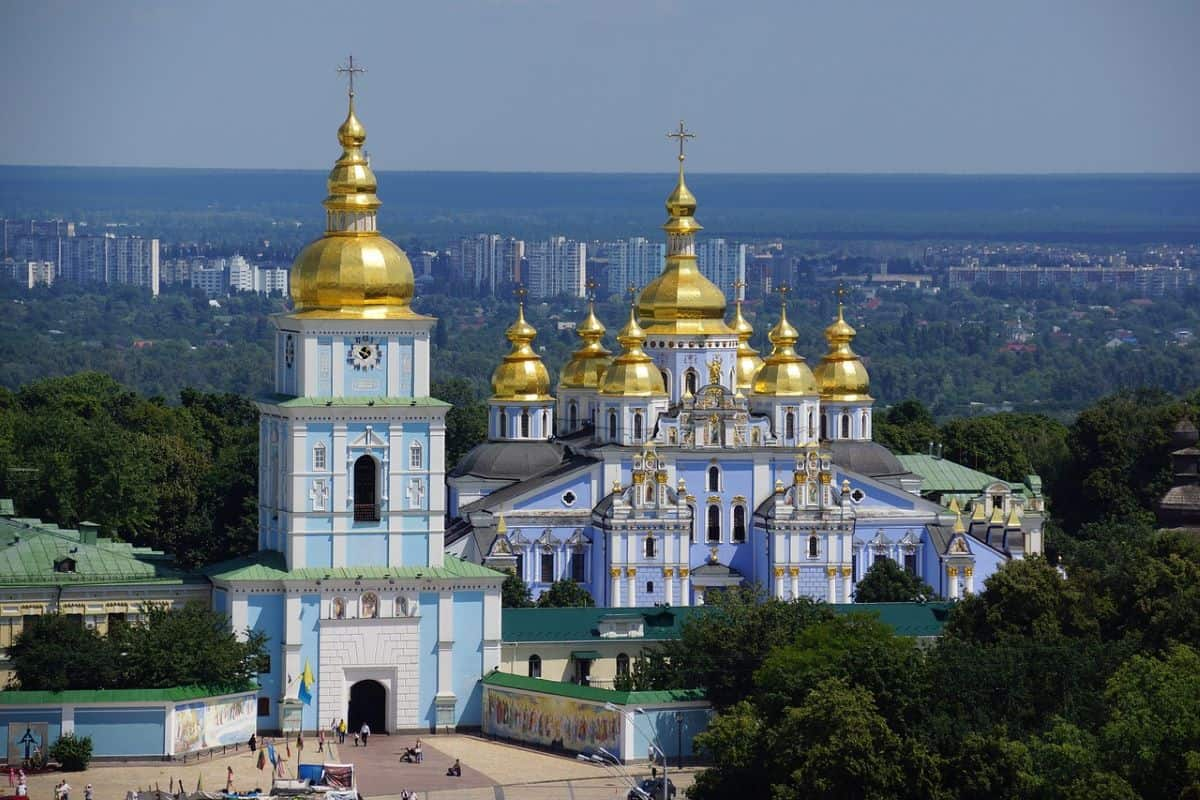 Places to Visit in East Europe Kyiv Ukraine