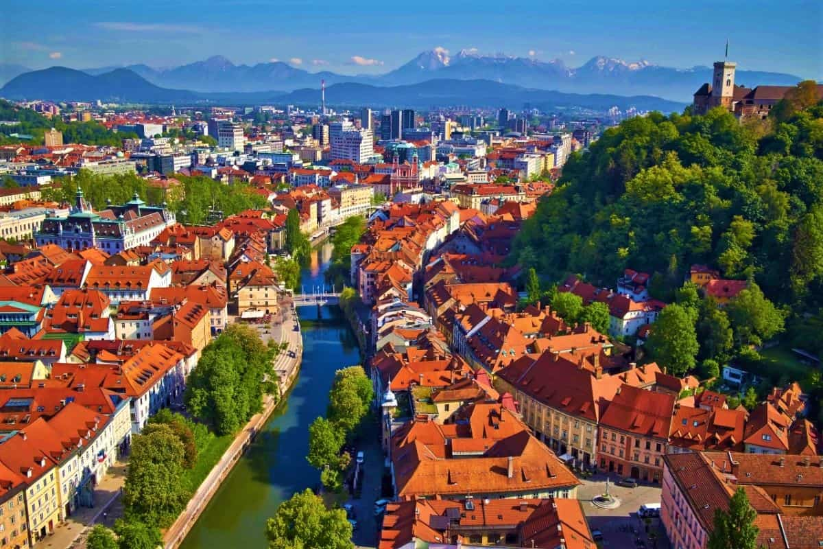 Places to Visit in East Europe Ljubljana, Slovenia
