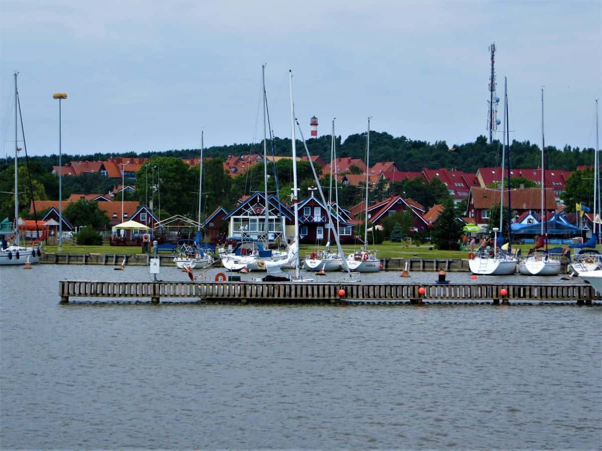 Places to Visit in East Europe Nida Lithuania