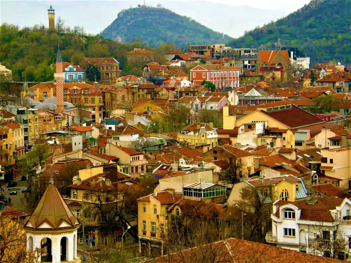 Places to Visit in East Europe Plovdiv Bulgaria
