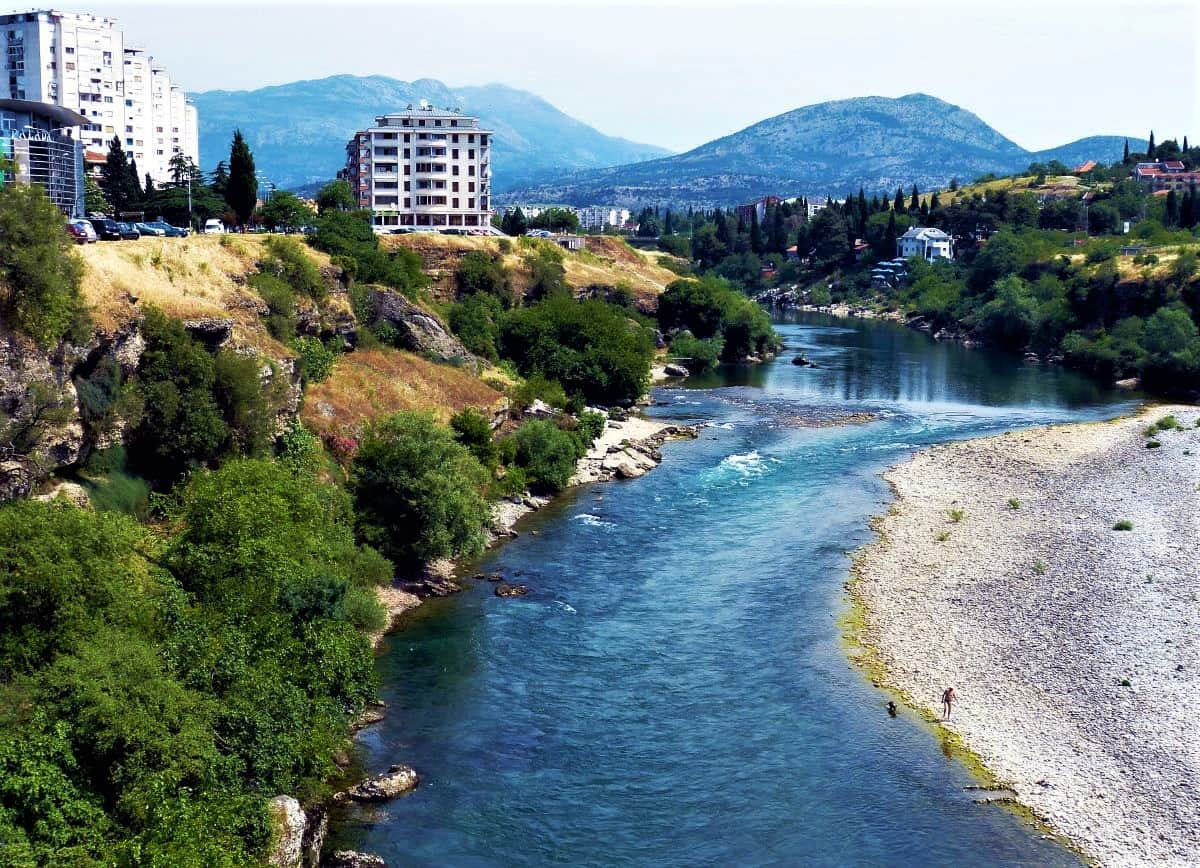 Places to Visit in East Europe Podgorica, Montenegro
