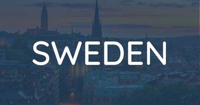 SWEDEN SIDEBAR