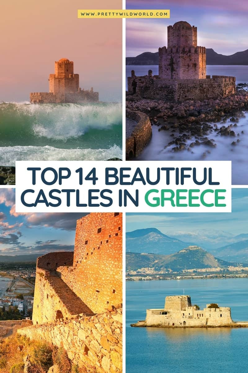 Castles in Greece |greek castle, greece travel, things to do in greece, greece tourist attractions, greece attractions, things to see in greece, greece points of interest, things to see in greece, greece sightseeing, greece tourist spots, unique places to visit in greece #greece #europe #traveldestinations #traveltips #travelguide #travelhacks #bucketlisttravel #amazingdestinations #travelideas #traveltheworld