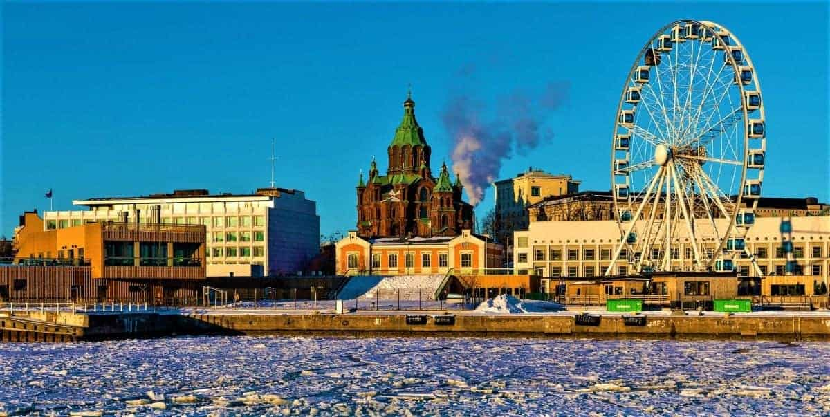 Top Tours in Helsinki Helsinki Finland