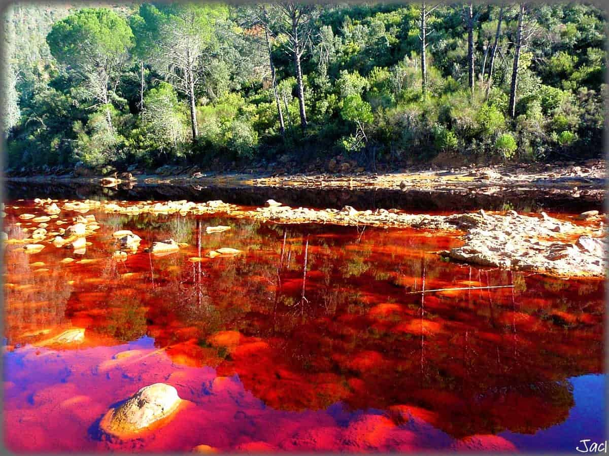 Tinto River Spain