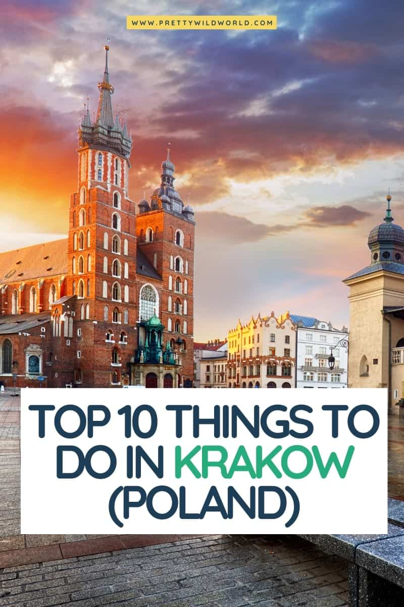 Things to do in Krakow | things to do in poland, poland travel, visit poland, poland vacation, what to do in poland, where to go in krawow, things to do in krakow, places to visit in poland, poland trips, travel to poland #poland #europe #traveldestinations #traveltips #travelguide #travelhacks #bucketlisttravel #amazingdestinations #travelideas #traveltheworld