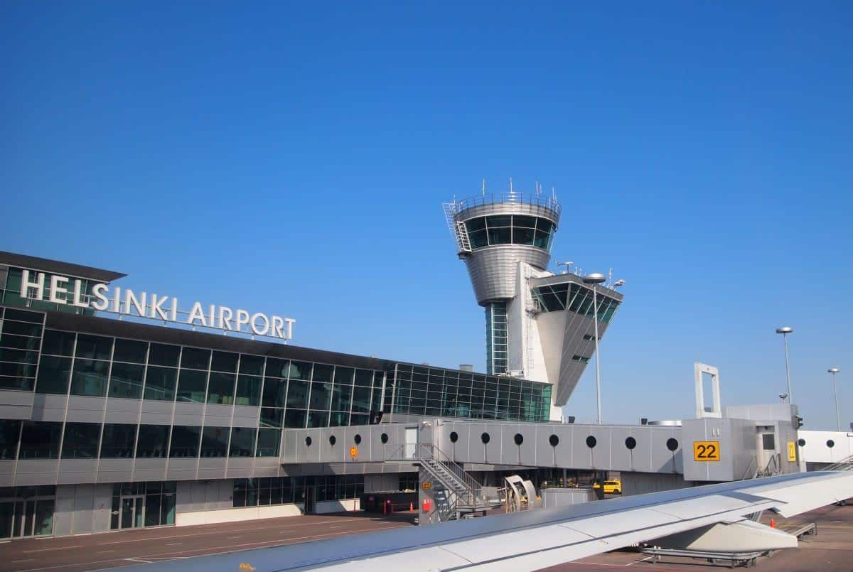 Helsinki-Vantaa Airport