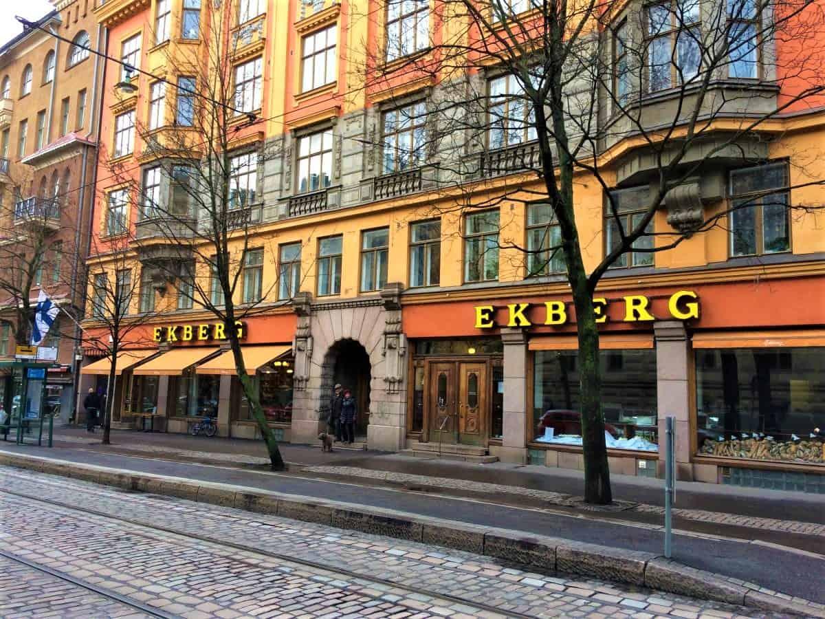 Cafe Ekberg Helsinki
