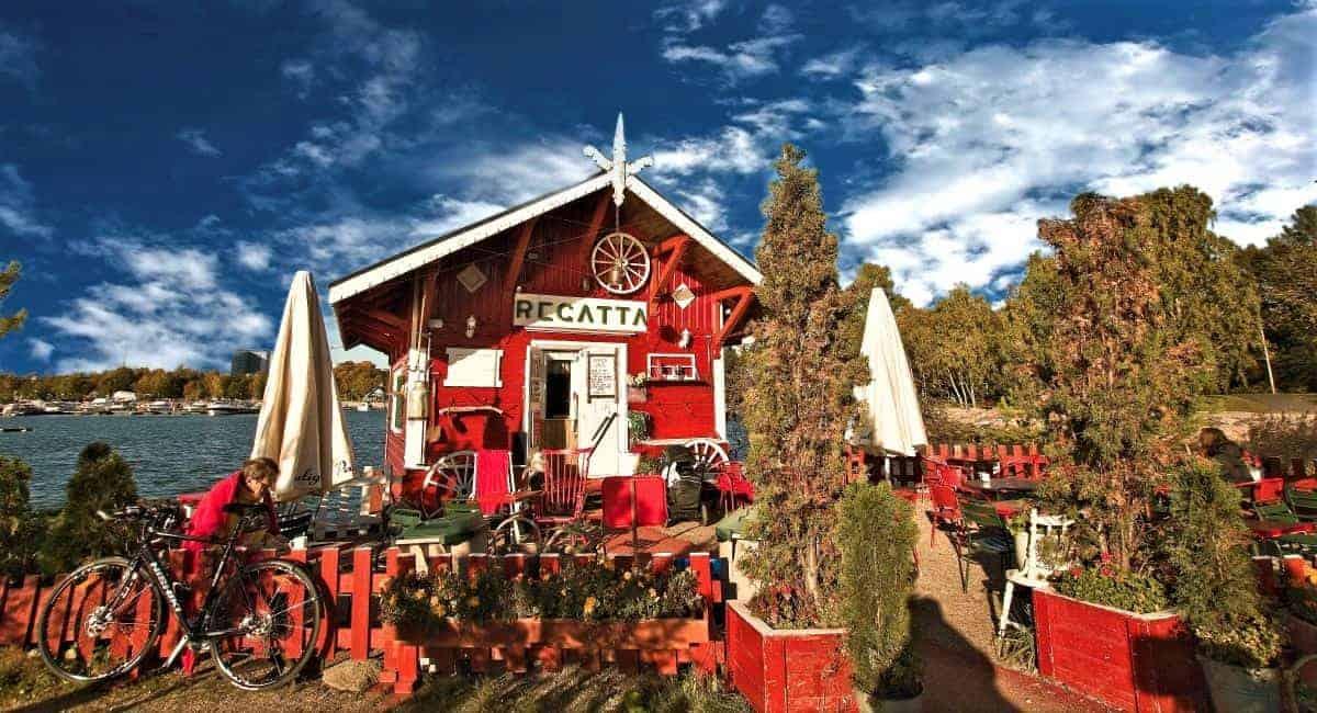 Best cafes in Helsinki: Cafe Regatta Helsinki