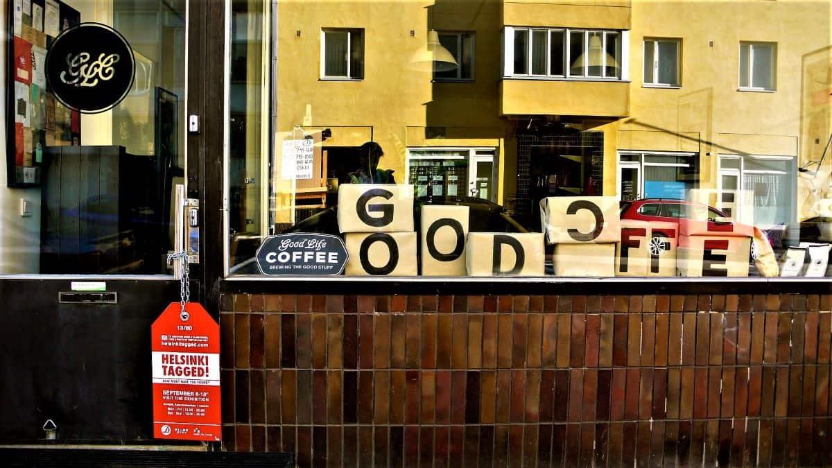 Helsinki Good Life Coffee