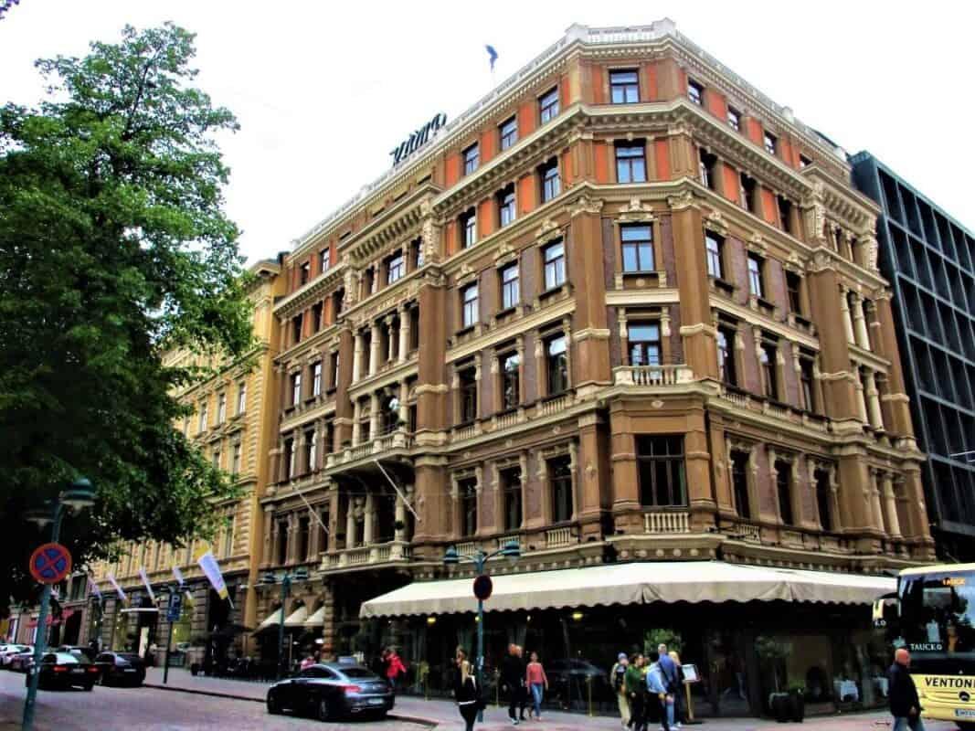 Best hotels in Helsinki: Hotel Kämp Helsinki