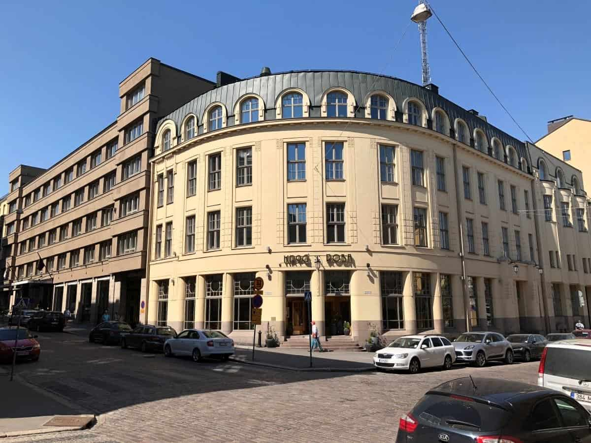 Hotel Lilla Roberts Helsinki