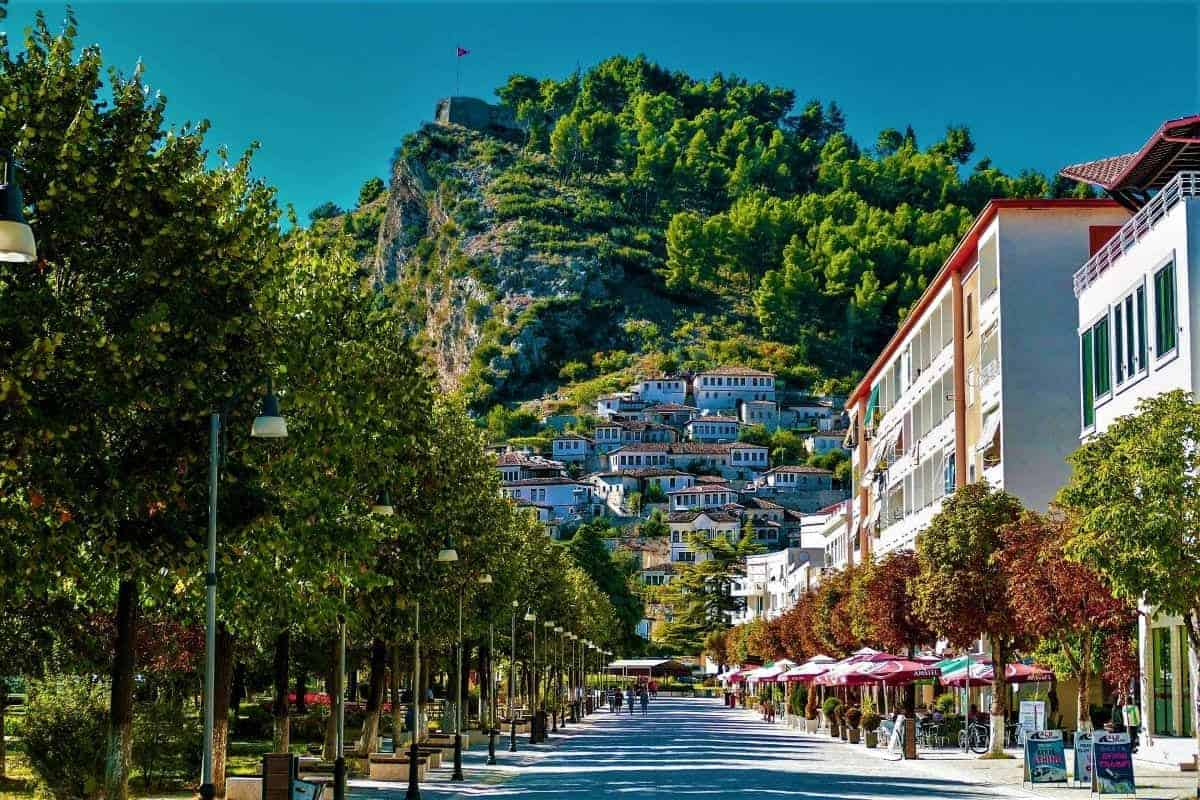 Places to Visit in Balkans Berat Albania Featured