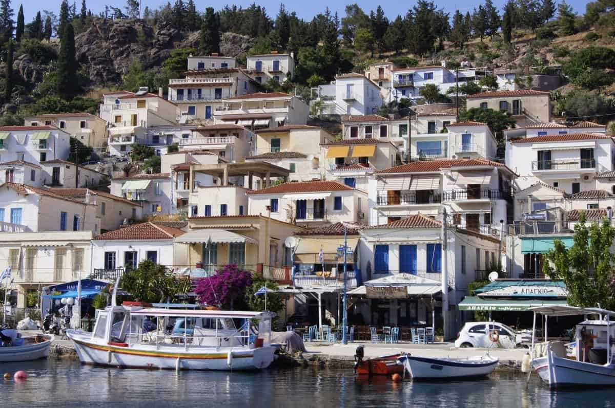 Places to Visit in Balkans Paros Island Aegean Sea