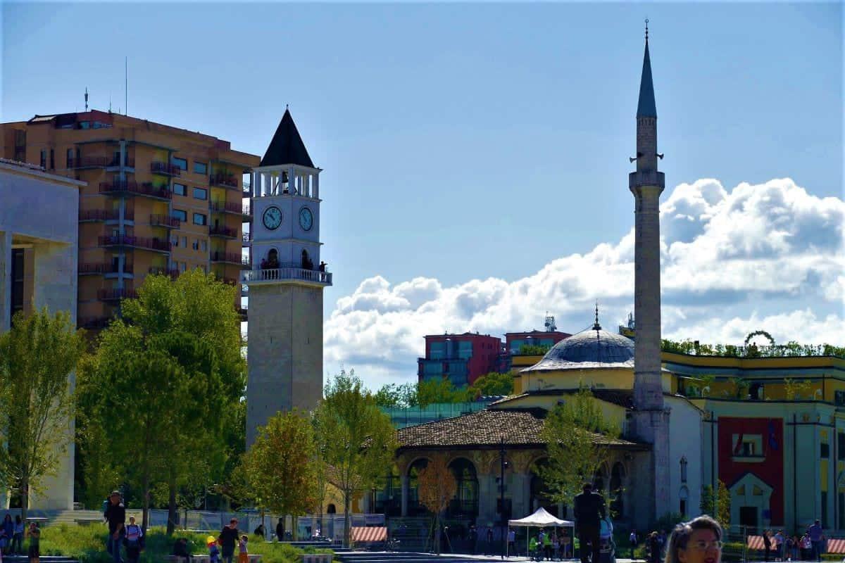Places to Visit in Balkans Tirana Albania