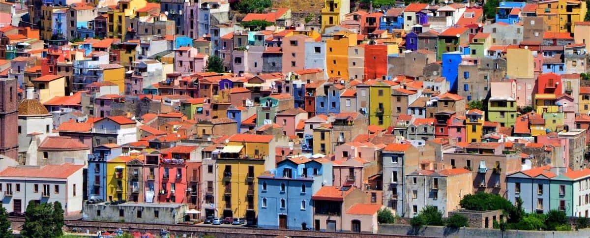 Places to Visit in The Mediterranean Bosa Sardinia