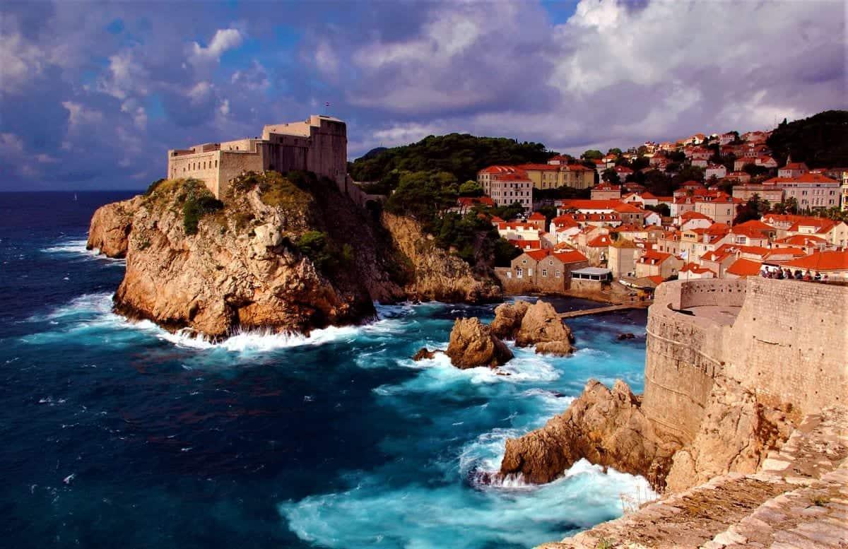 Places to Visit in The Mediterranean Dubrovnik Croatia