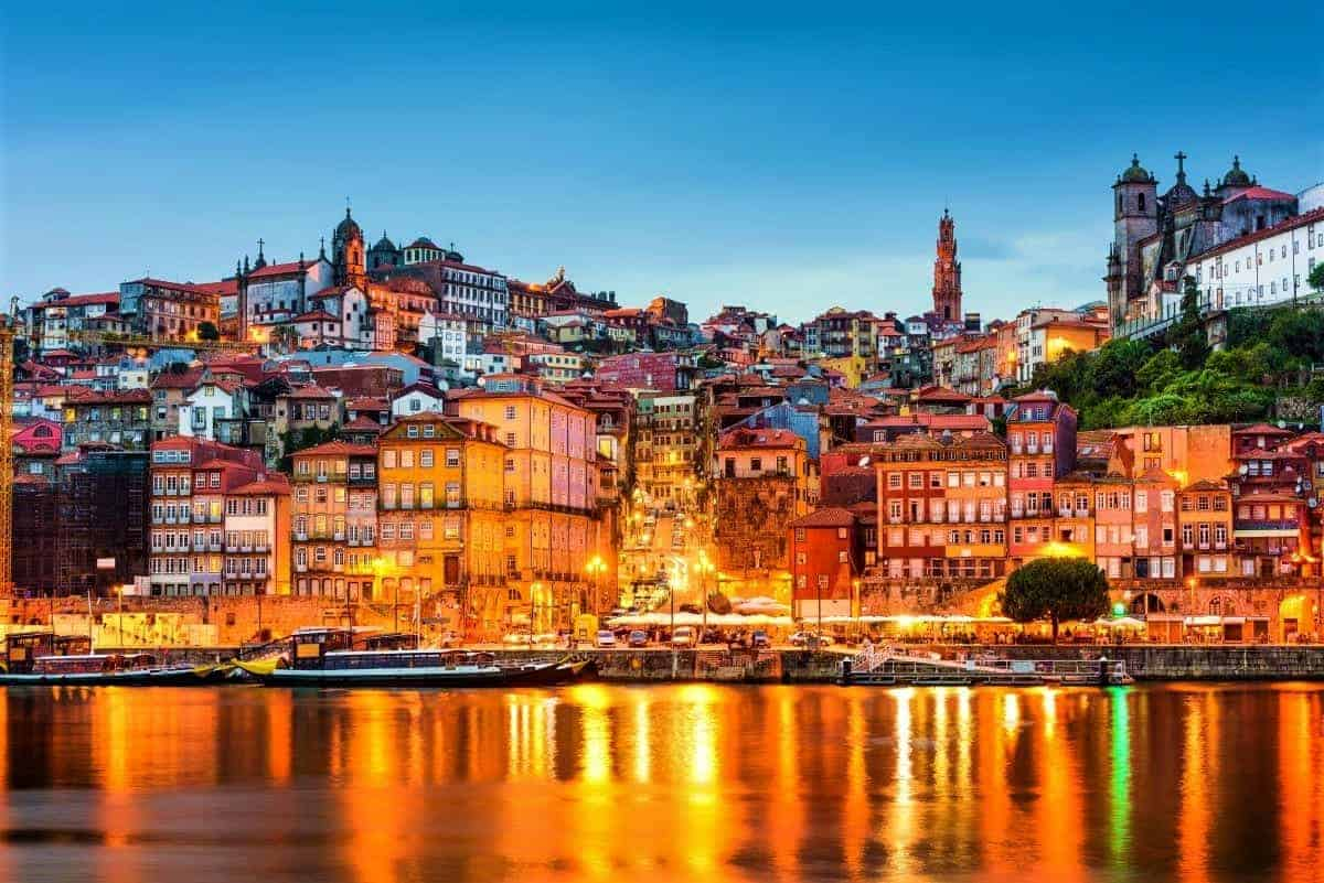 Places to Visit in The Mediterranean Porto Portugal