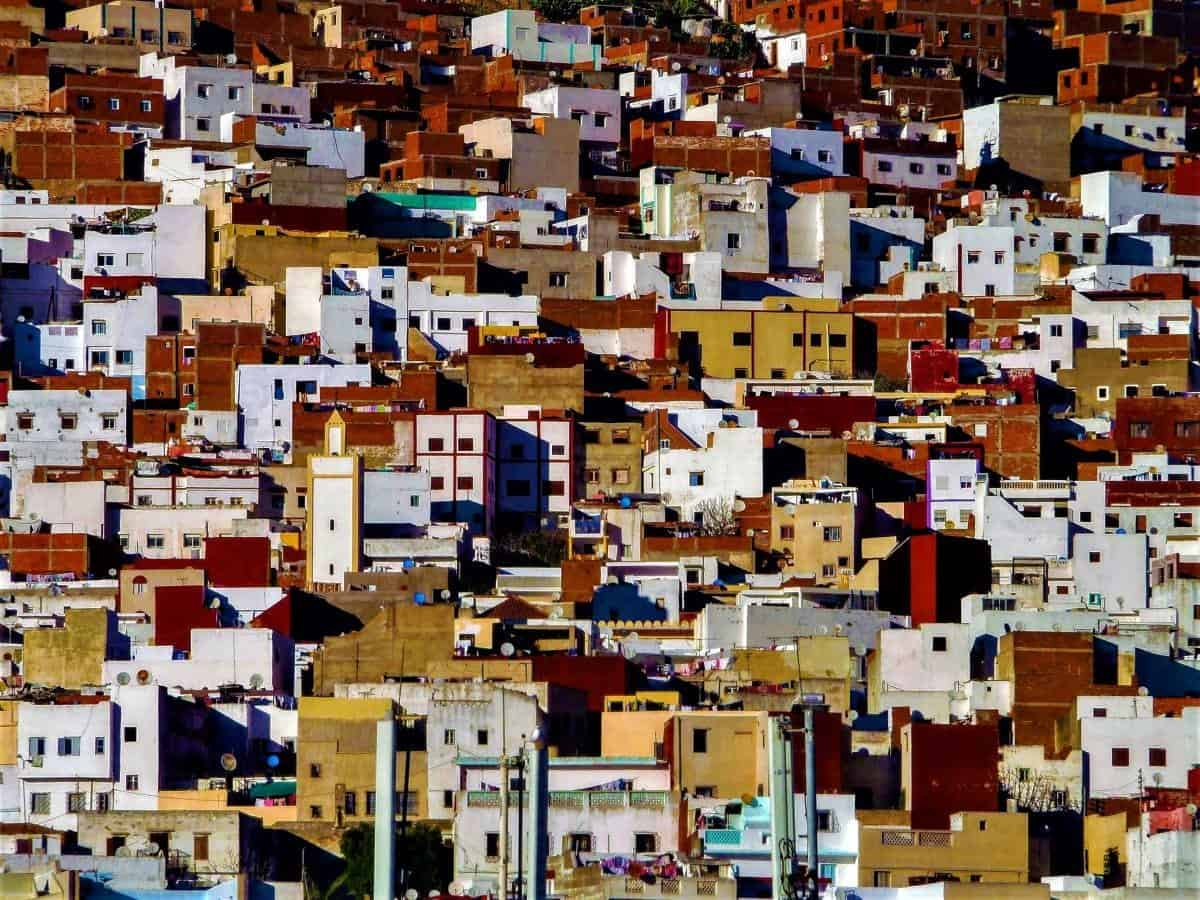 Places to Visit in The Mediterranean Tetouan Morocco