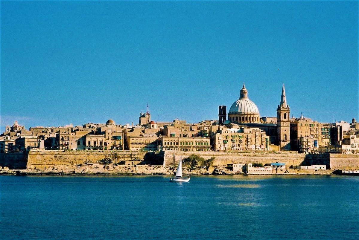 Places to Visit in The Mediterranean Valetta Malta