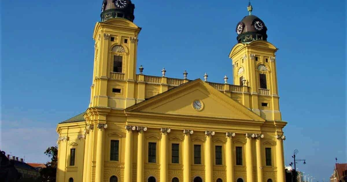 Reformed Great Church of Debrecen Featured