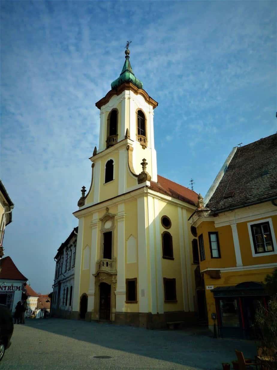 Annunciation Church in Szentendre