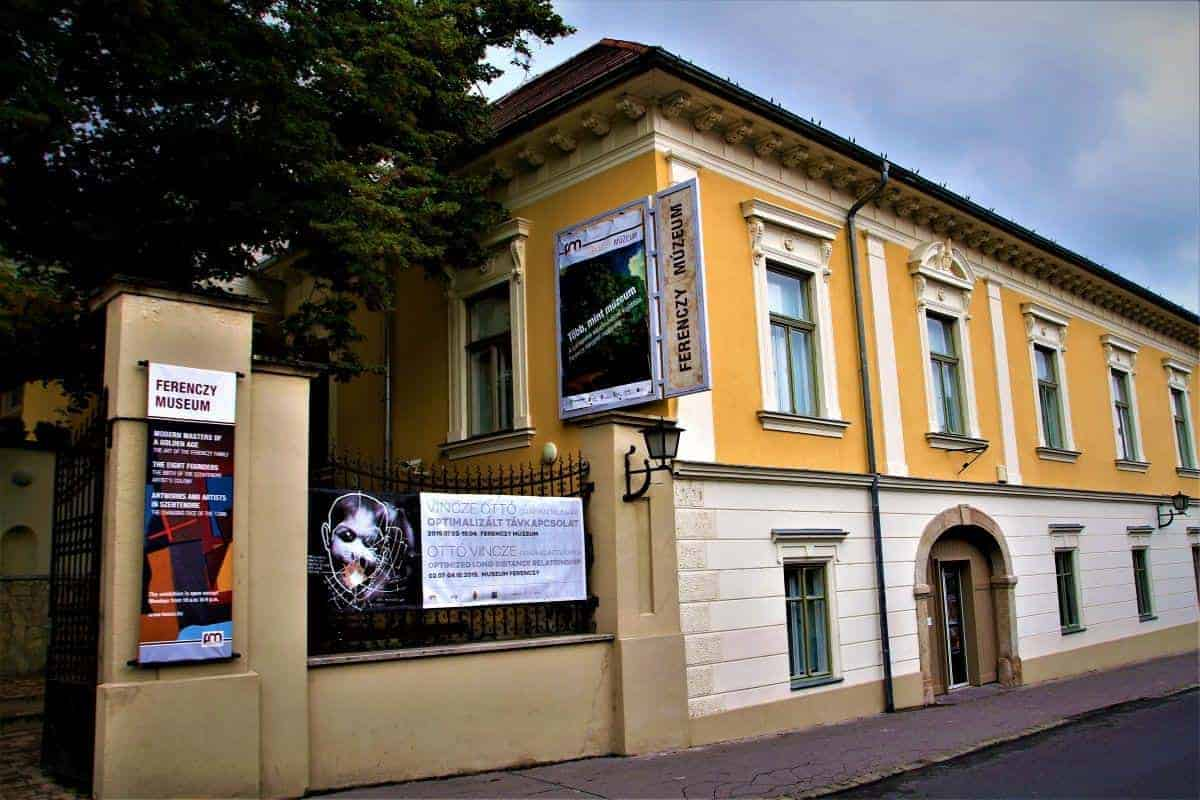 Ferenczy Museum