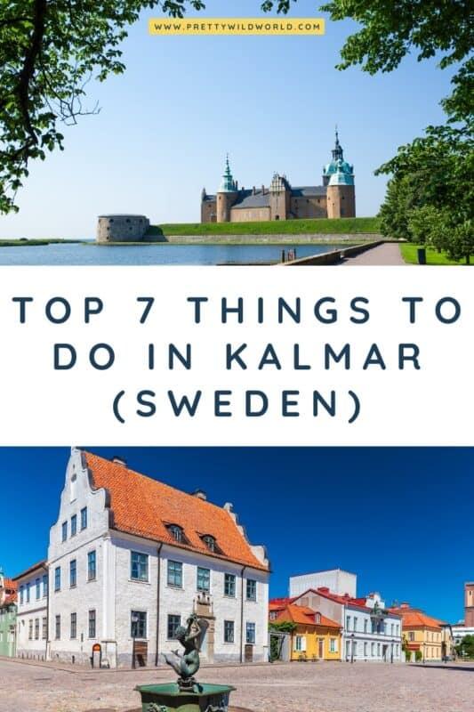 Things to do in Kalmar | things to do in sweden, travel sweden, sweden travel, sweden culture, sweden nature #kalmar #sweden #europe #traveldestinations #traveltips #bucketlisttravel #travelideas #travelguide #amazingdestinations #traveltheworld