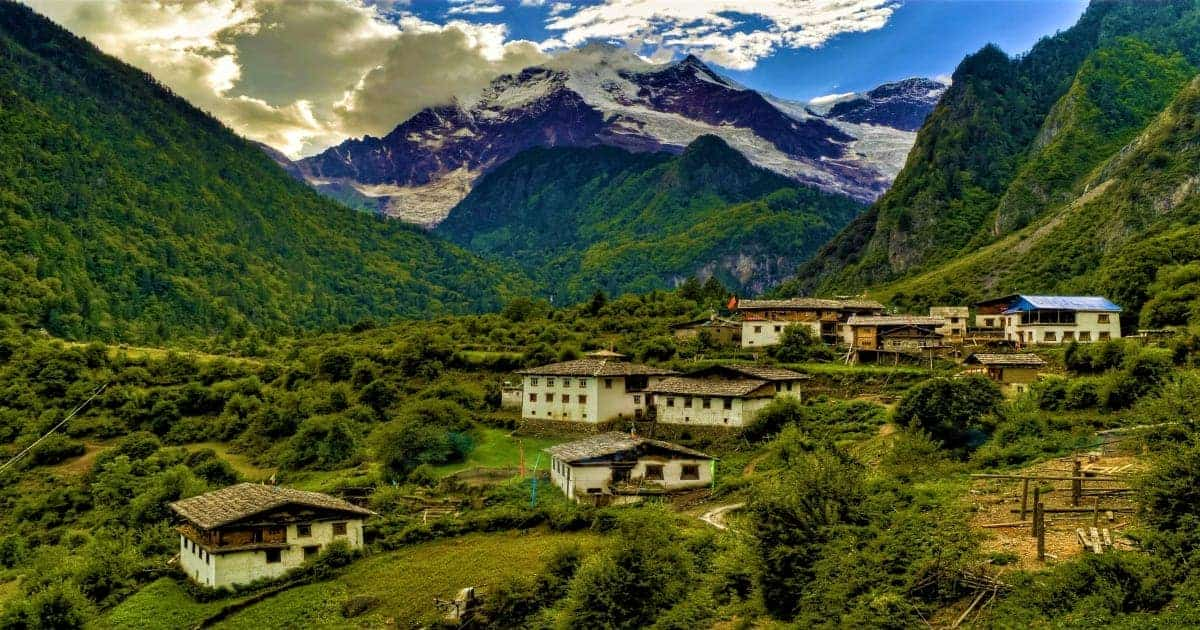 Top Destinations for Solo Female Travelers Yubeng, China