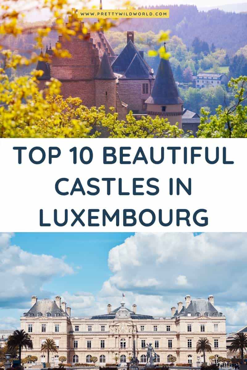 Castles in Luxembourg | Looking for things to do in Luxembourg for your Luxembourg travel? Check out one of the best castles in Europe in this post! Read it now or pin it for later read. #luxembourg #europe #traveldestination #traveltips #bucketlisttravel #amazingdestinations #travelideas #traveltheworld #travelguides