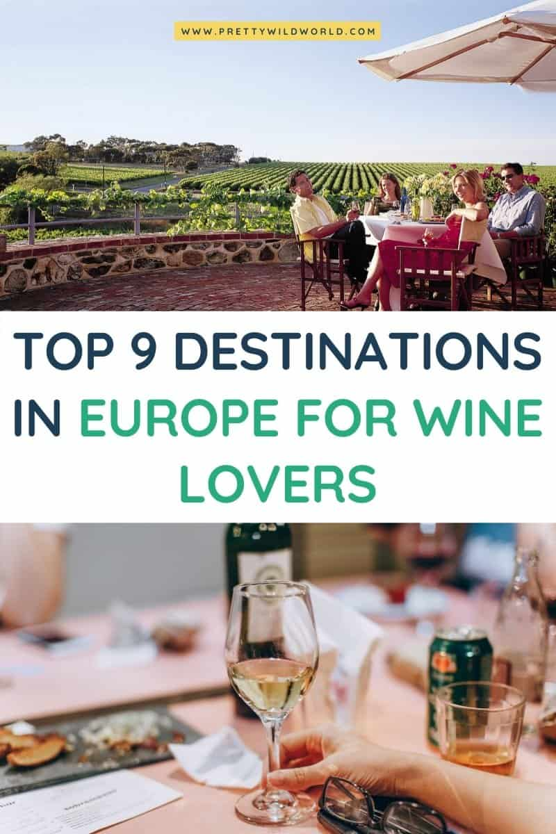 Wine Destinations in Europe | top wine destinations, wine travel destinations, wine tasting destinations, best wine destinations, wine tourism destinations #traveldestination #traveltips #bucketlisttravel #amazingdestinations #travelideas #traveltheworld #travelguides #europe #europetravel