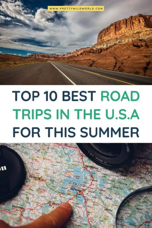 Road trips in the USA | travel the usa road trips, road trip destinations, best road trips, travel destinations road trips, usa travel road trips, summer road trip, road trip tips road trip idea, road trip usa ideas, travel road trip, planning a road trip #traveldestination #traveltips #bucketlisttravel #amazingdestinations #travelideas #traveltheworld #travelguides