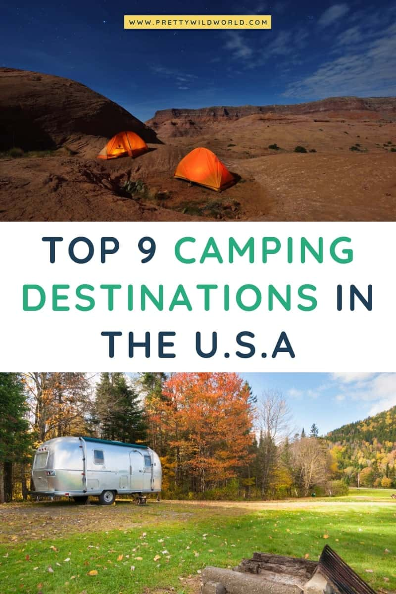 Camping in USA | camp ideas, camping vacation, usa travels, traveling the usa, usa vacations, usa vacation ideas, vacation places in usa, vacations in usa, usa ideas, traveling in usa #USA #traveldestination #traveltips #bucketlisttravel #amazingdestinations #travelideas #traveltheworld #travelguides