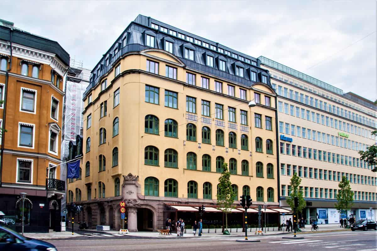 Best hotels in Stockholm: Miss Clara by Nobis Stockholm Sweden