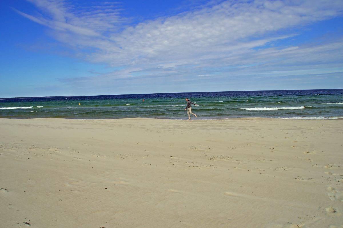 Böda Beach Öland Sweden
