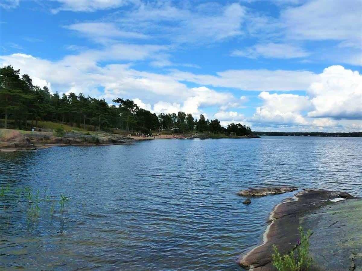 Best beaches in Sweden: Skutberget Karlstad