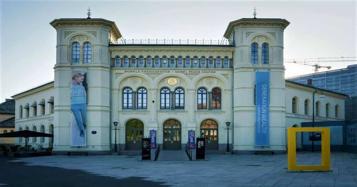 Nobel Peace Centre