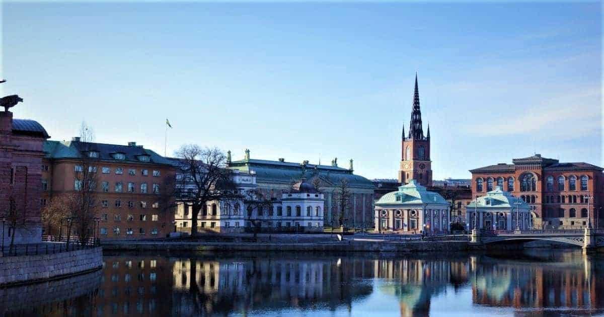 cityscape sweden stockholm tours