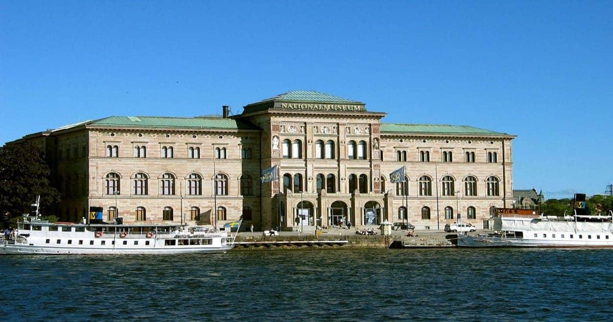 Nationalmuseet stockholm