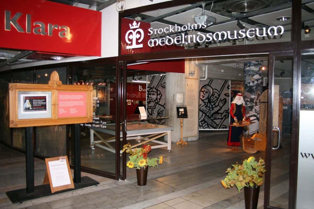 Stockholms Medeltidsmuseum