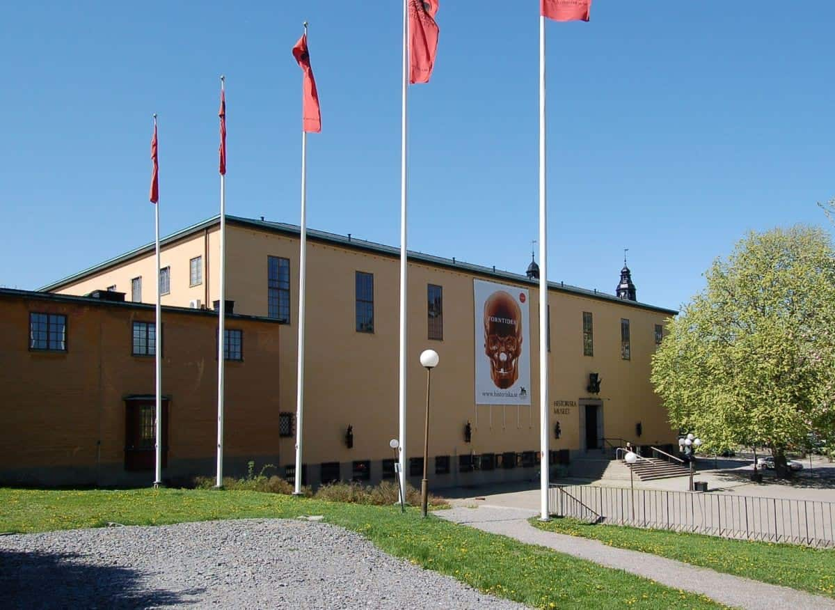 best museums in sweden: Swedish History Museum