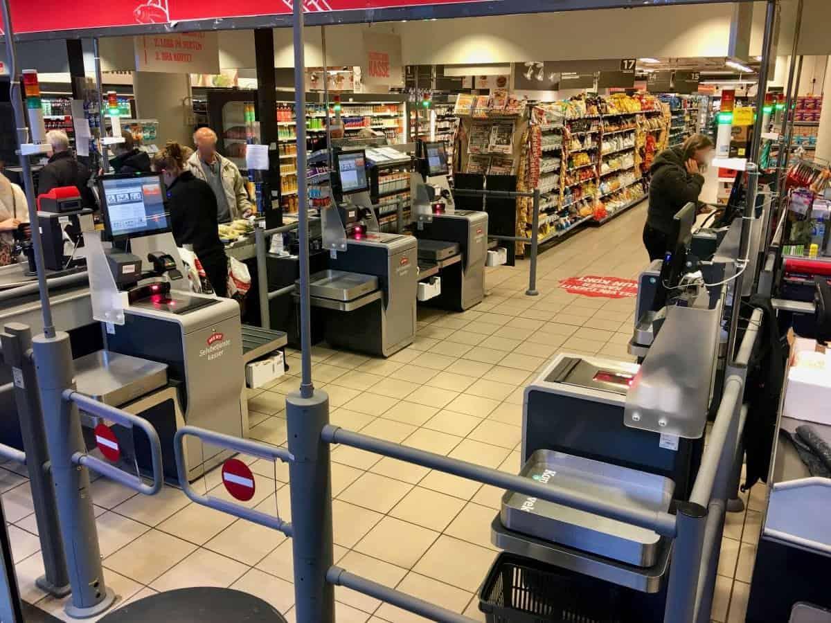 Supermarkets in Norway: MENY