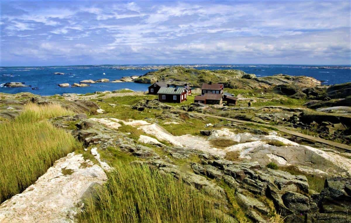Kosterhavet National Park Sweden