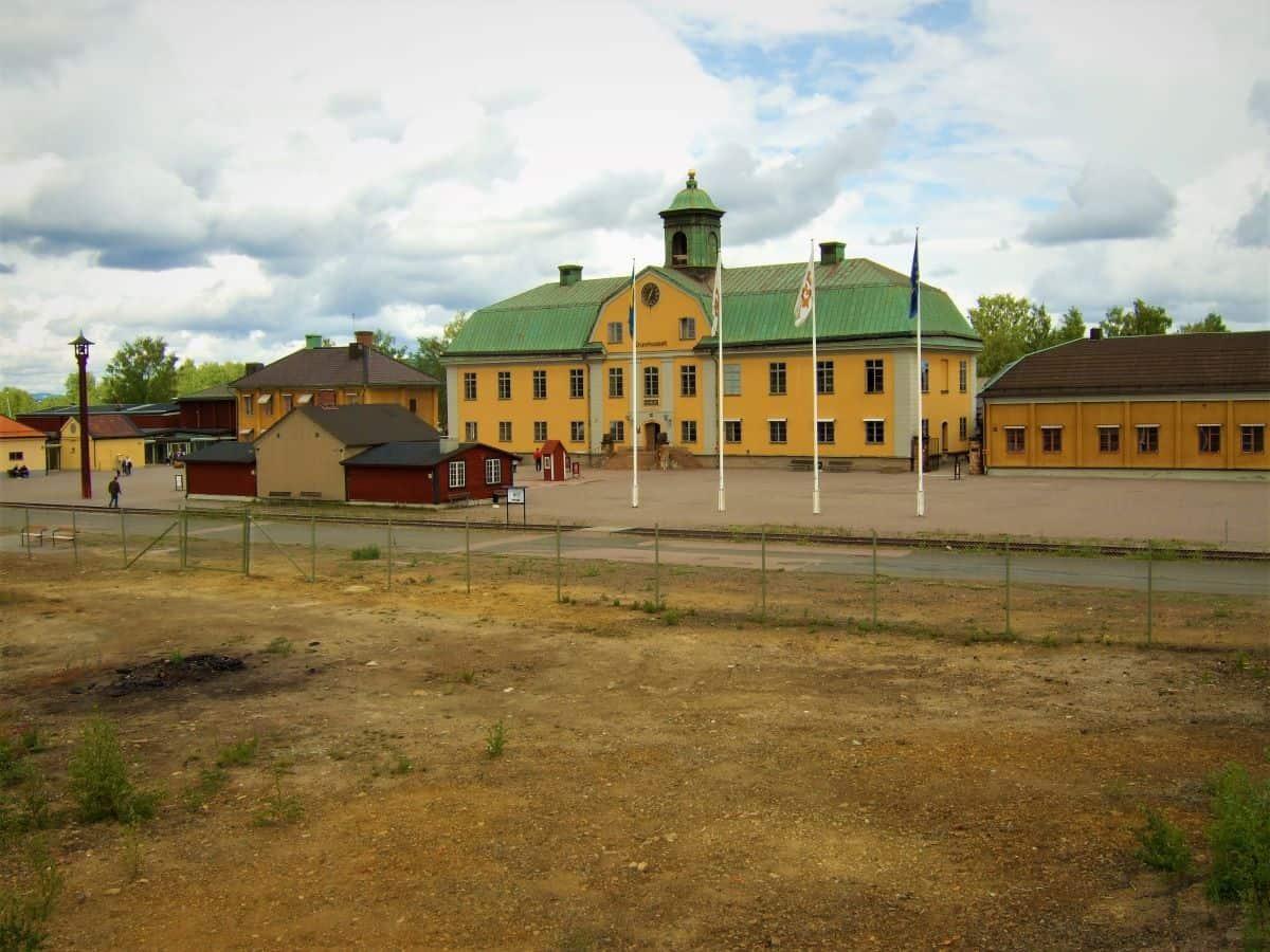 Falun Copper Mine Sweden