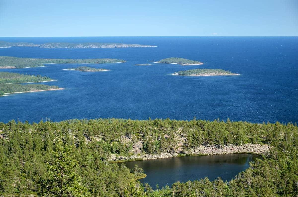 High Coast Sweden