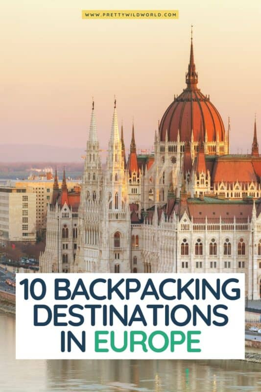 Looking for the best backpacking destinations in Europe? backpacking europe, best backpacking destinations in europe, europe trip for college students, student holiday destinations in europe, student trips europe, backpacking europe routes, backpacking holidays europe, best places for students to travel in europe #europe #traveldestinations #traveltips #travelguide #travelhacks #bucketlisttravel #amazingdestinations #travelideas #traveltheworld