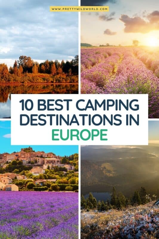 Camping Destinations in Europe | europe travel checklist, travel tips europe, destination europe, explore europe, travel europe, trip to europe, travel to europe, traveling to europe tips, traveling through europe, europe trip #europe #traveldestinations #traveltips #travelguide #travelhacks #bucketlisttravel #amazingdestinations #travelideas #traveltheworld